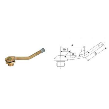 Bezdušový ventil V3-13-1 Slewlend - 2