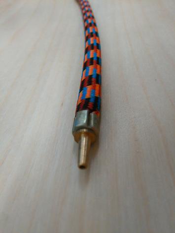 Hustící hadička VELO PW1 nástrčná - 2