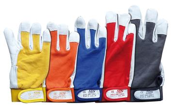 Pracovní rukavice DORO, vel. 10 - 2