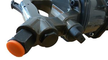 "Pneumatická utahovačka ZM 95L - 1"" - 2"