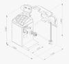 Vyvažovačka CB68 Automat 3D - 2/7
