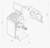 Vyvažovačka CB75 Automat 2D s LCD displejem - 2/2