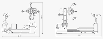 Zouvačka LC590C - 2