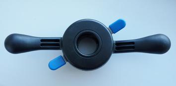 Rychloupínací matice prům. 36 mm - 2