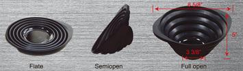 Skládací magnetická miska 22 - 3
