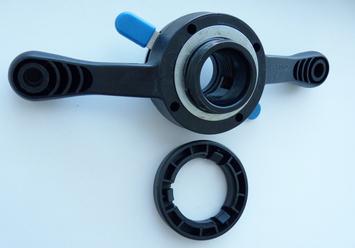 Rychloupínací matice prům. 36 mm - 3