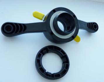 Rychloupínací matice prům. 40 mm - 3
