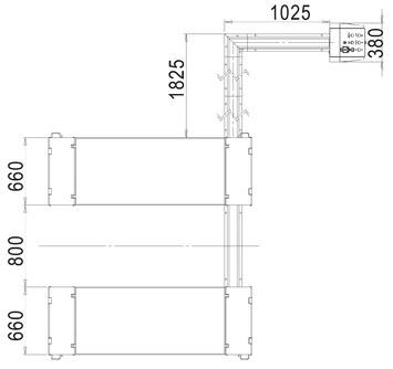 Nůžkový zvedák SF-F3000 - 3