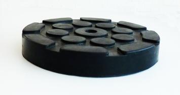 Gumová podložka zvedáku 120x17 mm - 3