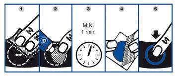 Opravná sada VELO mini (souprava-plast) - 3