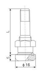 Bezdušový ventil V3-20-1 (V-520) - 4