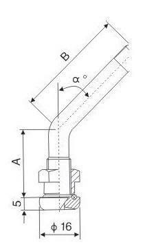 Bezdušový ventil V3-20-4 (V-528) - 4