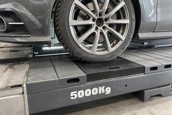 Gumová výplňová podložka 570x450x50 mm - 5