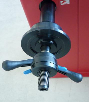 Rychloupínací matice prům. 36 mm - 5