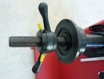 Rychloupínací matice prům. 40 mm - 5