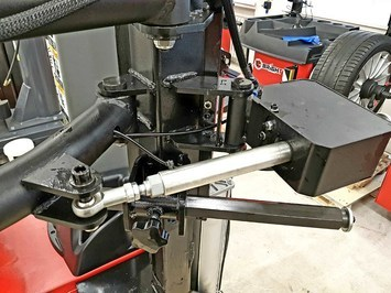 Zouvačka LC889NS s automatickým palcem   - 6