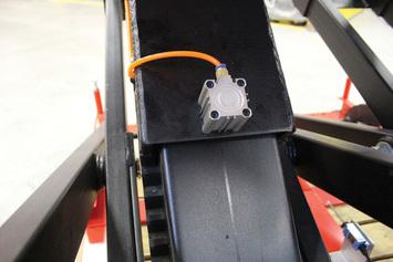 Nůžkový zvedák SF-E3500 - 6