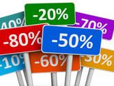 Zásobníky na závaží se slevami 15-30 %