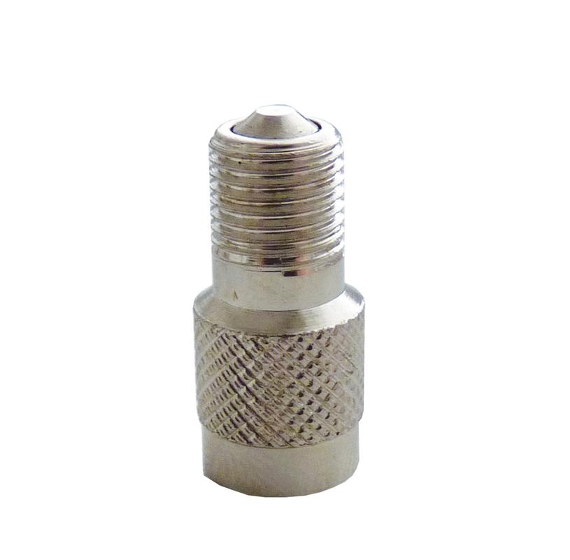 Čepička ventilu nikl. BLVC12B