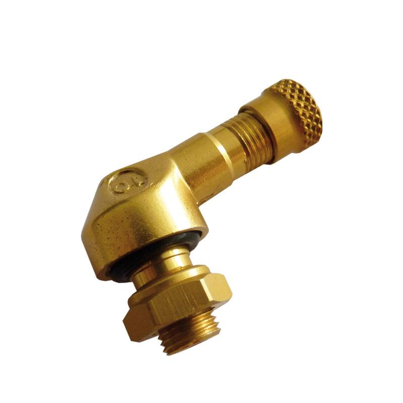 Bezdušový ventil MOTO 8,3 zlatý