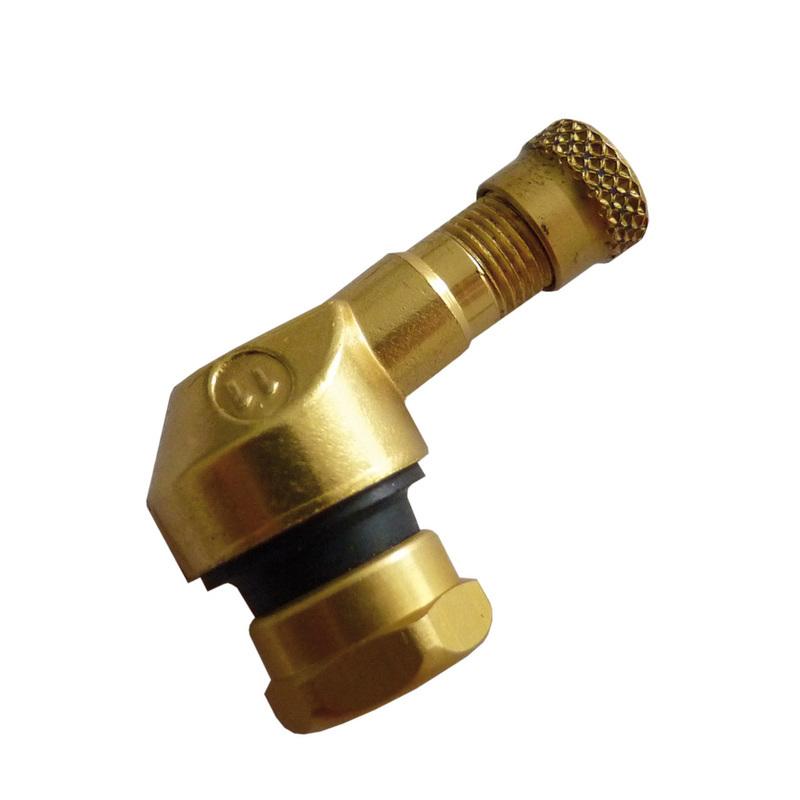 Bezdušový ventil MOTO 11,3 zlatý