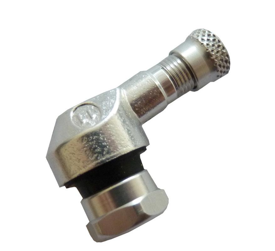 Bezdušový ventil MOTO 11,3 stříbrný