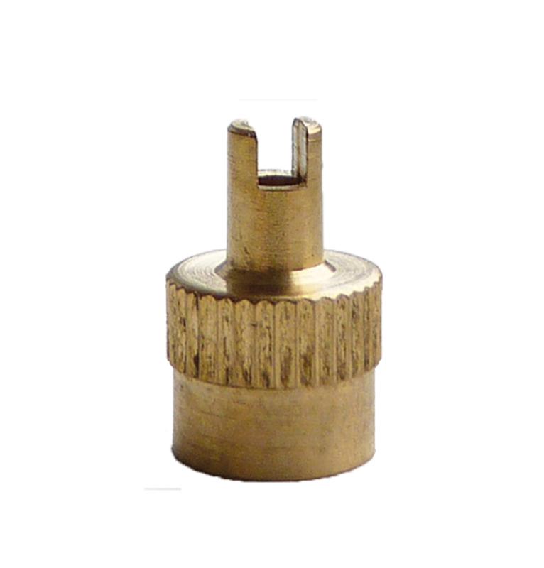Čepička ventilu GP3-04 (V-51) mosazná