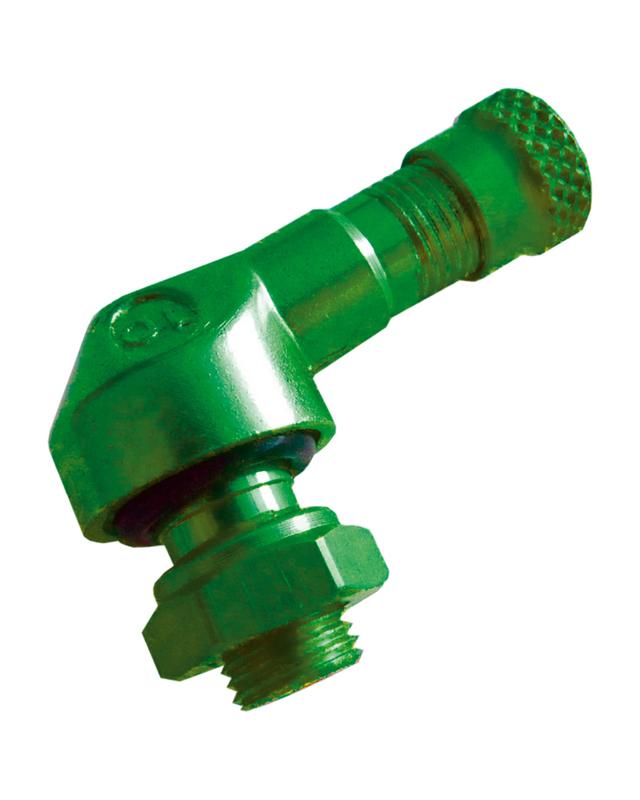 Bezdušový ventil MOTO 8,3 zelený