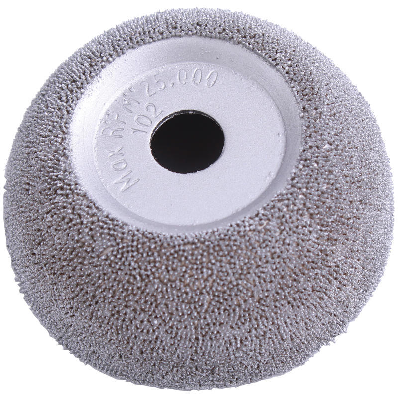 Brusný hříbek 50/19 mm, hrubost 170