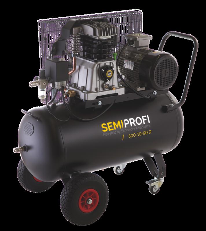 Kompresor Schneider SEMI PROFI 500-10-90D
