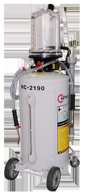 Olejová odsávačka s odměrným válcem HC-2190