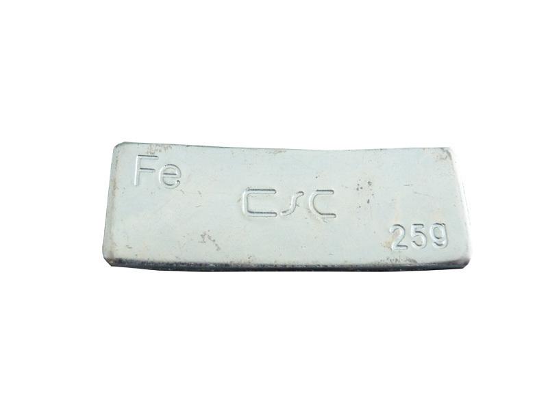 Nalepovací závaží FEC 25 g - pozinkované