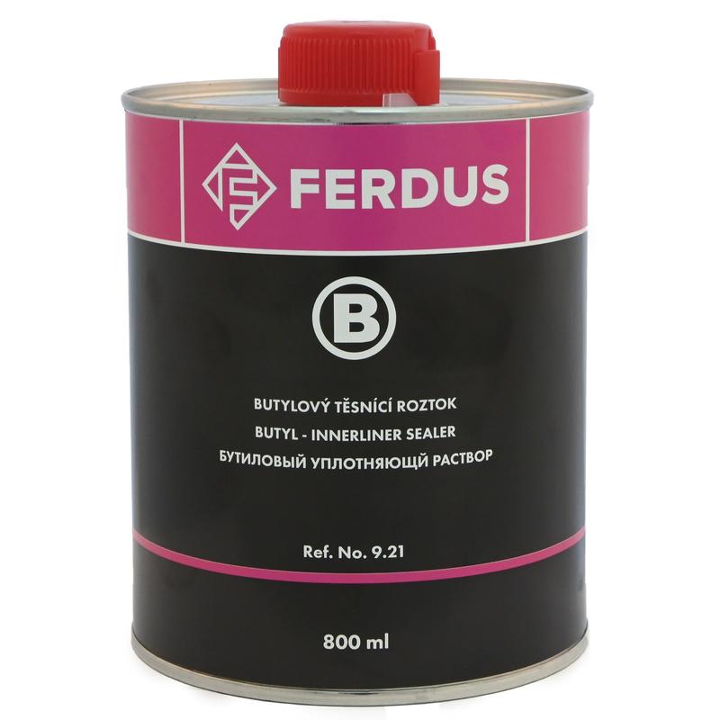 Butylový těsnící roztok B 800 ml